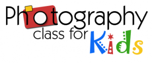 Kids can learn photography too!